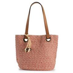 SONOMA Goods for Life™ Straw Tote