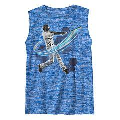 Boys 8-20 Tek Gear ® Graphic Muscle Tee