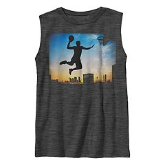 Boys 8-20 Tek Gear ® Graphic Muscle Tee
