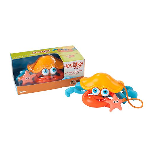 Fat Brain Toys Crabby the Crab