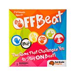 Fat Brain Toys OffBeat Game