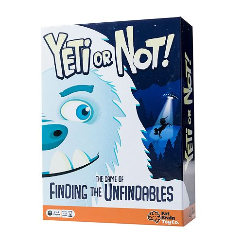 Fat Brain Toys Yeti or Not! Game