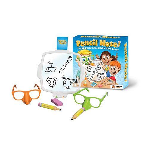Fat Brain Toys Pencil Nose Game