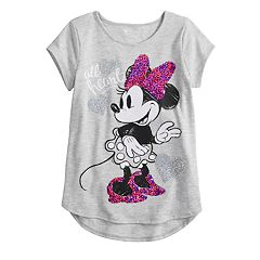 Disney's Minnie Mouse Toddler Girl Flip-Sequin Tee by Jumping Beans®