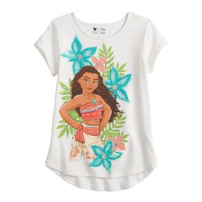 Disney's Moana Girls 4-12 Graphic Tee by Jumping Beans®