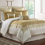 Marquis By Waterford Russell Comforter Set