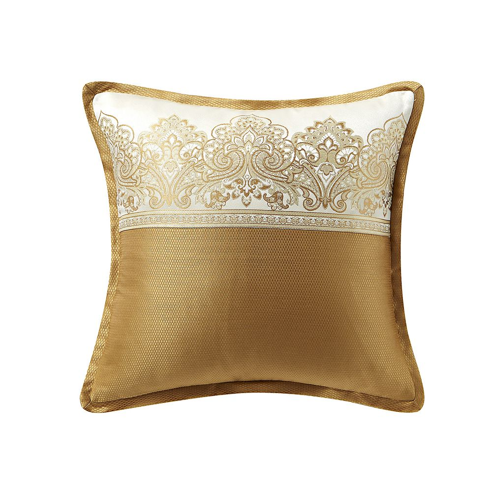 Marquis By Waterford Russell Throw Pillow - 16'' x 16''
