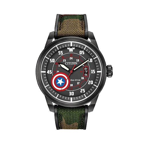 Marvel Captain America Men's Watch by Citizen