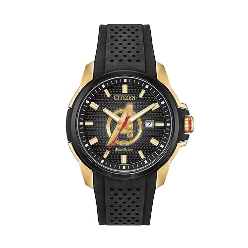 Marvel Avengers Men's Two-Tone Watch by Citizen