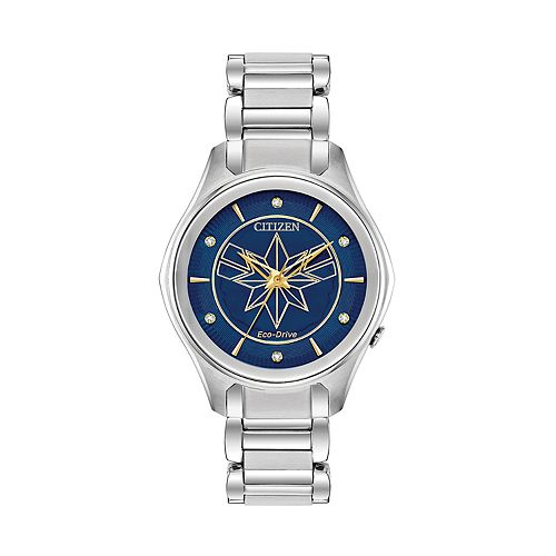 Marvel Captain Marvel Women's Watch by Citizen