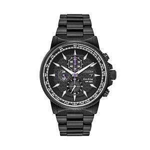 Marvel Black Panther Men's Chronograph Watch by Citizen