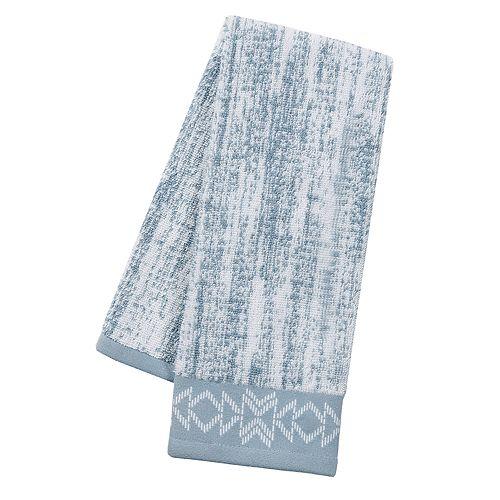 Madison Park Springdale Jacquard Hand Towel