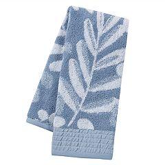 Madison Park Lyla Floral Jacquard Hand Towel