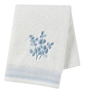 Madison Park Lyla Embroidered Bath Towel