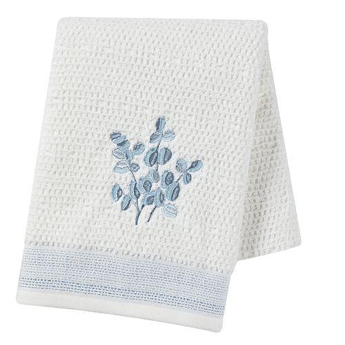 Madison Park Lyla Embroidered Bath Towel