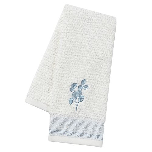 Madison Park Lyla Embroidered Hand Towel