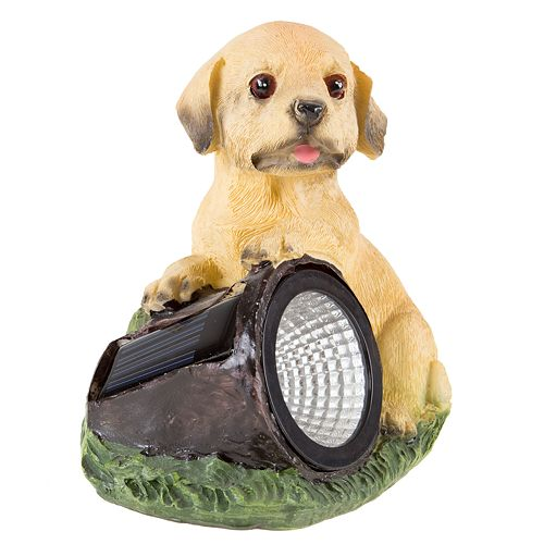 Pure Garden Puppy Landscape Light
