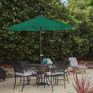 Pure Garden Green Patio Umbrella