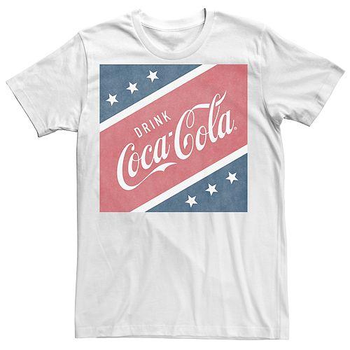 Men's Coca-Cola Vintage Tee
