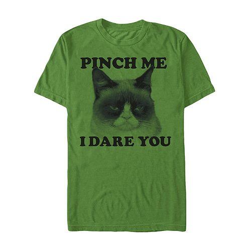 Men's Grumpy Cat Graphic Tee