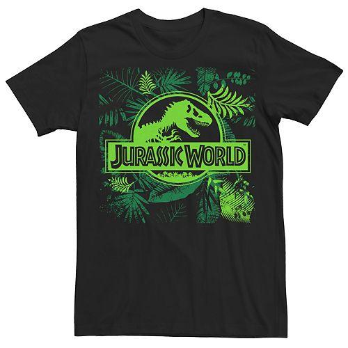 Men's Neon Jurassic World Tee