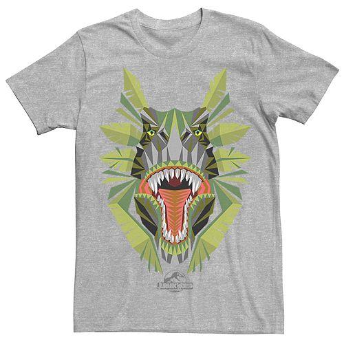 Men's Jurassic World Graphic Dino Tee