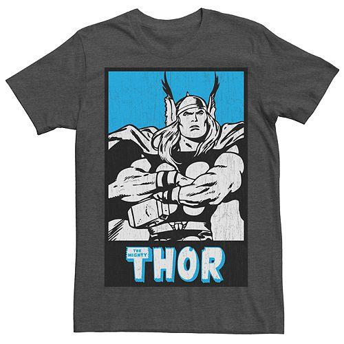 Men's Marvel Comics Retro Thor Tee