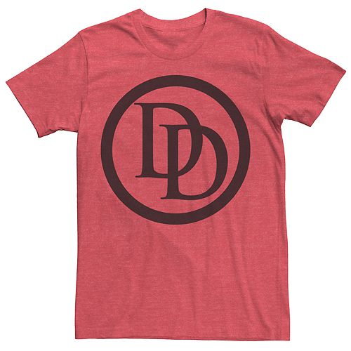 Men's Marvel Daredevil Logo Tee