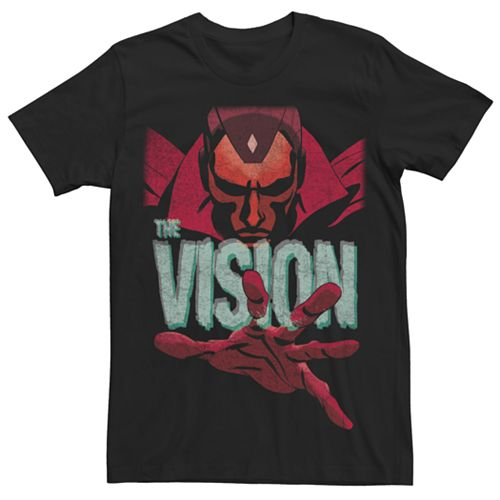Men's Marvel Universe Vision Graphic Tee