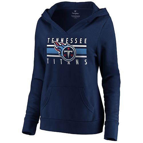 Women's Tennessee Titans Emblem Hoodie
