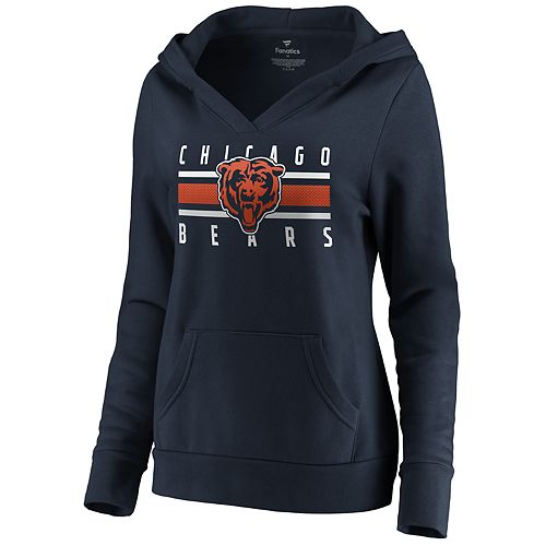 Women's Chicago Bears Emblem Hoodie