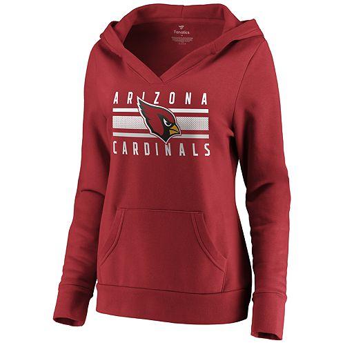 Women's Arizona Cardinals Emblem Hoodie