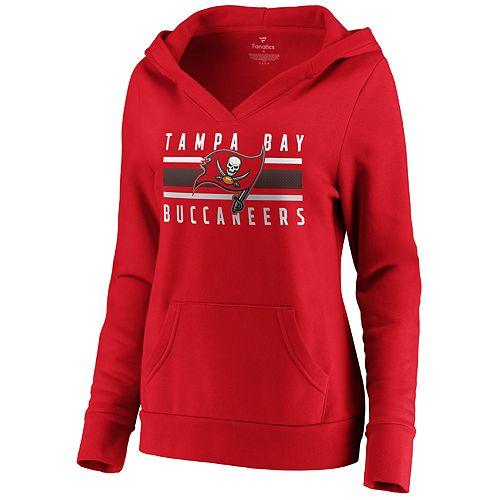 Women's Tampa Bay Buccaneers Emblem Hoodie