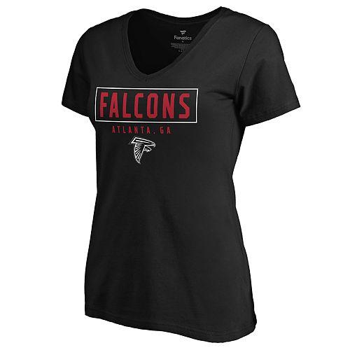 Women's Atlanta Falcons Iconic Tee