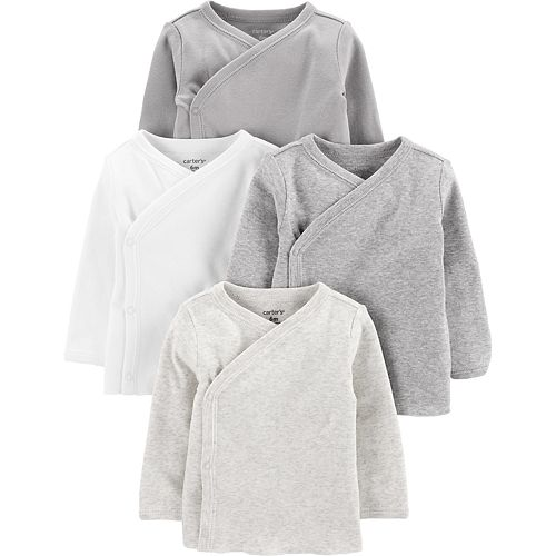 Baby Carter's 4 Pack Kimono Tees by Carters