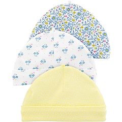 589ee57e6ee41 Baby Girl Carter s 3-pack Floral Hats