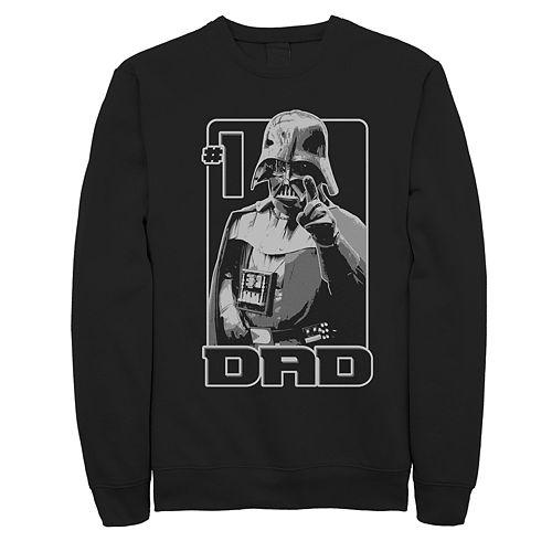 Men's Star Wars #1 Dad Pullover