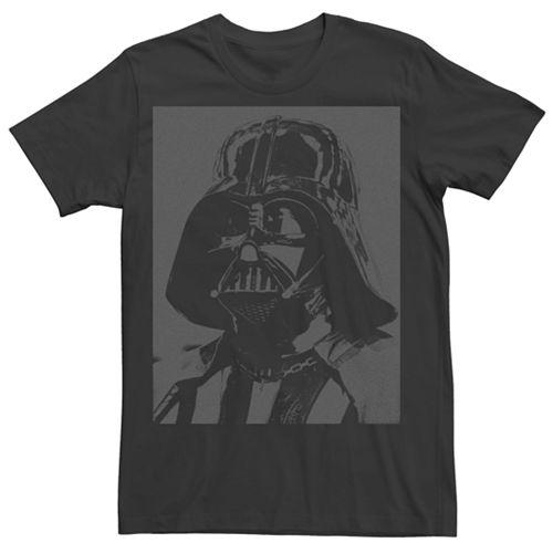 Men's Star Wars Darth Vader Sketch Tee