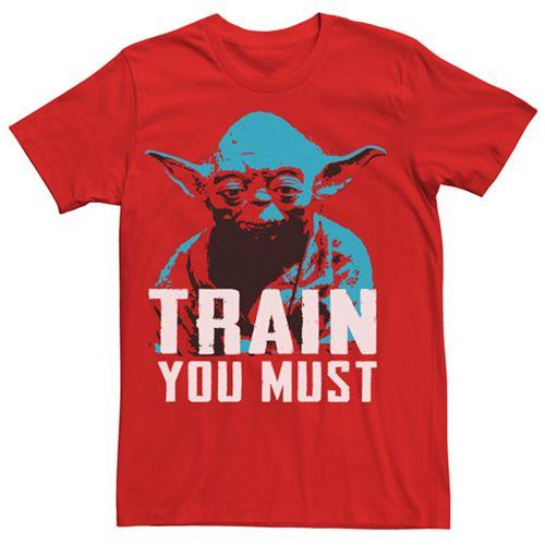Men's Star Wars Yoda Tee