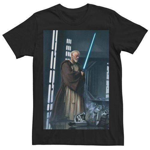 Men's Star Wars Character Tee