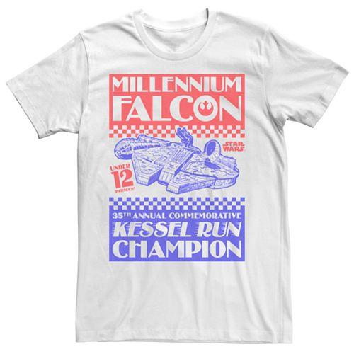 Men's Star Wars Kessel Run Champ Tee
