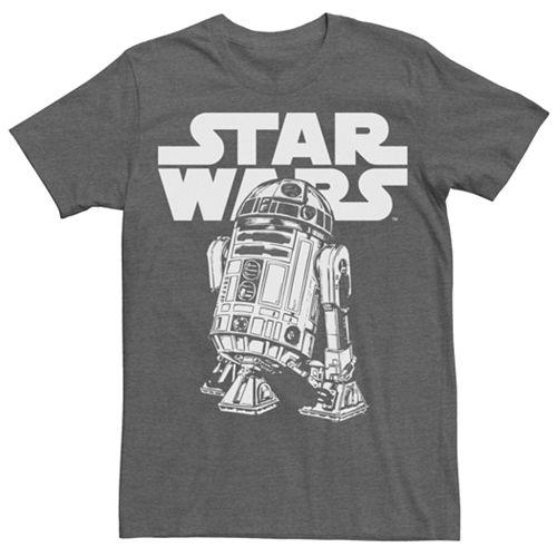 Men's Star Wars R2-D2 Character Tee