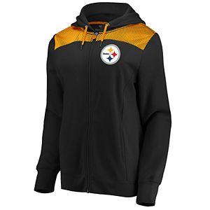 d9b9d56e Women's Pittsburgh Steelers Zip-Up Hoodie