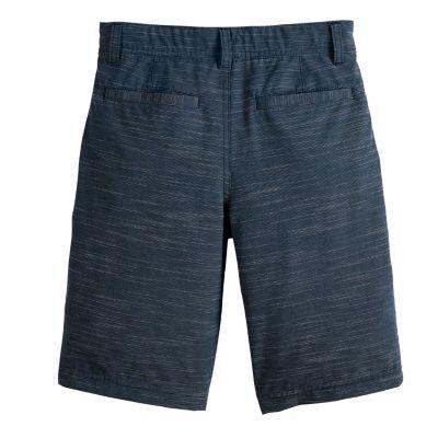Boys 8-20 Urban Pipeline Flat Front Textured Shorts in Reg & Husky