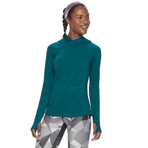 Women's FILA SPORT® Core Signature Fleece Hoodie