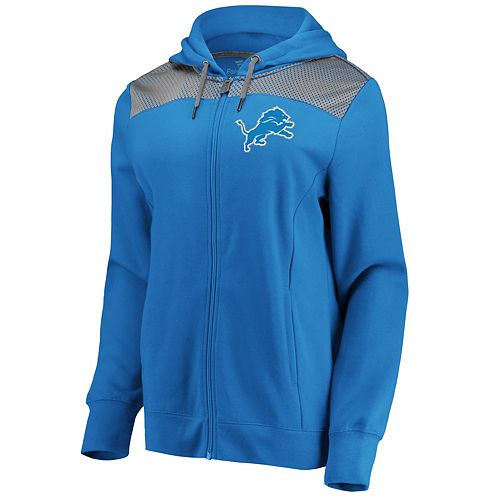Women's Lions Athena Hooded Full-zip Jacket