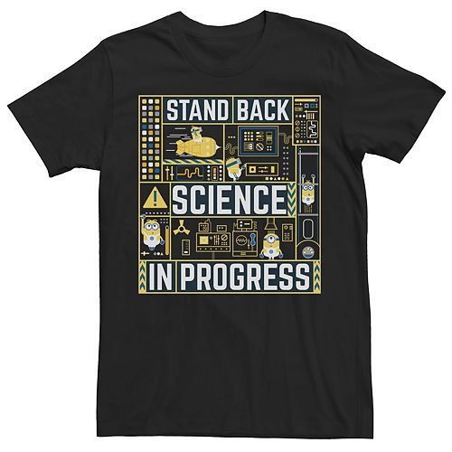 Men's Minion Scienece Tee