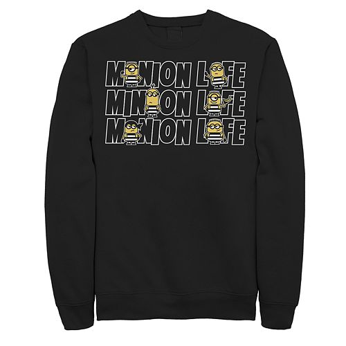Men's Minion Life Sweatshirt