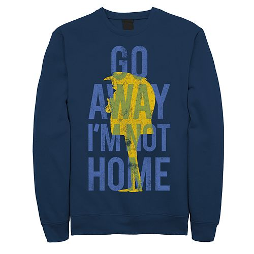 Men's Minions Gru Go Away Sweatshirt