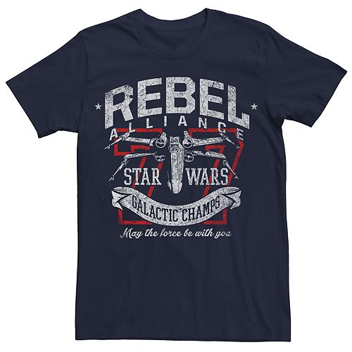 Men's Star Wars Team Rebel Tee
